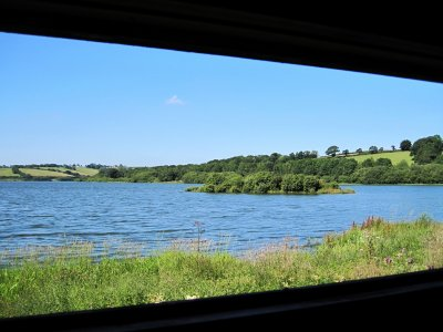 Roadford Res from Bill Oddie Hide Mary Wallis