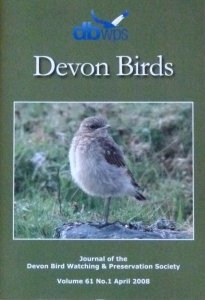 Devon Birds Journal April 2008