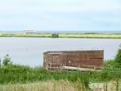 Beesands Ley Hide © Perry Sanders