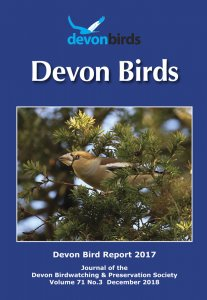 Devon Bird Report 2017