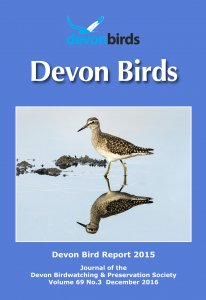 Devon Bird Report 2015