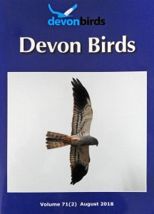 Devon Birds Journal August 2018